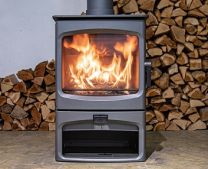 Charnwood Aire 7 on Store stand