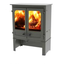 All New Charnwood Island 2 with store stand