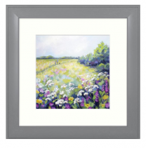 Artko Summer Stroll Framed Picture by Elizabeth Baldin
