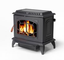 Stanley Ashling Stove in Matt  black