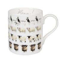 Sophie Allport Sheep 'Baa!' Standard Mug