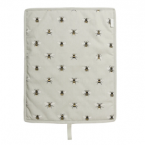 Sophie Allport Bees Hob Rectangular Cover - Small