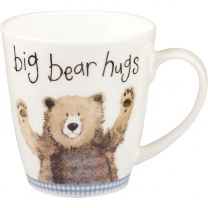 Big Bear Hugs Mug