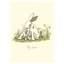 Anita Jeram Big Love Greeting Card