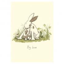 Anita Jeram Big Love Greeting Card