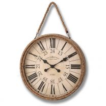 Hill Interiors Boulevard Wall Clock