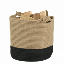 Dixneuf Carrick Log Basket