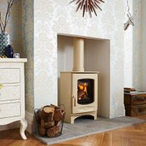 Charnwood C8 Stove in Almond