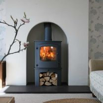 Charnwood Cove 2 Stove with store stand