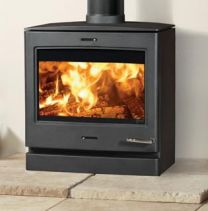 Yeoman CL8 Woodburning
