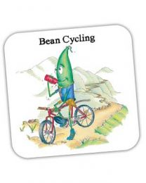 Bean Cycling Coaster