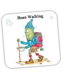 Bean Walking Coaster
