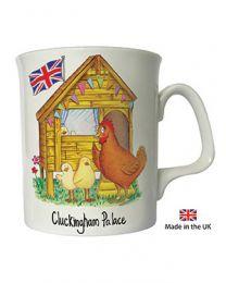 Cluckingham Palace Mug