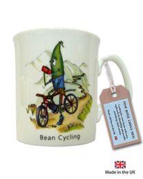 Bean Cycling Mug - Compost Heap