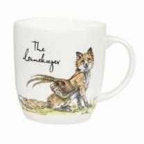the gamekeeper mug