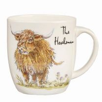 Country Pursuits The Herdsman Mug (Olive Shaped Mug)