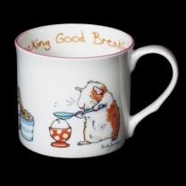 Cracking Good Breakfast Mug by Anita Jeram