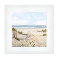 Artko Dune Walk 1 Framed Picture print by