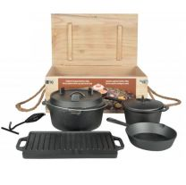 Dutch Oven Cooking Set