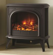 Huntingdon 40 Electric Clear Door Stove