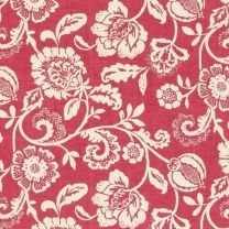 Eliza Rasberry PVC Table Cloth