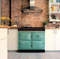 AGA ER3 Series 110 Electric With Induction Hob