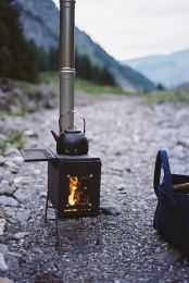 Faltovn Outdoor Wood Stove