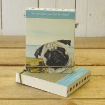 The Little Dog - Fish & Chips Notepad