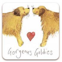 Alex Clark Gorgeous Goldies Magnet