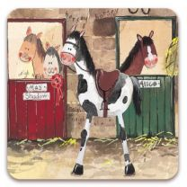 Alex Clark Alice's Stables Magnet