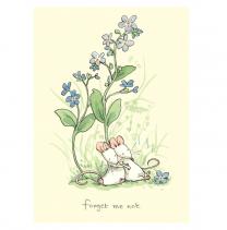 Anita Jeram 'Forget Me Not' Greeting Card