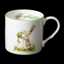 Anita Jeram ' Frog Prince' China Mug