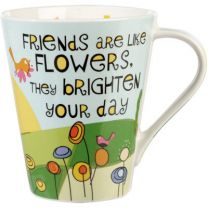 Flight Mug Brighten Your Day