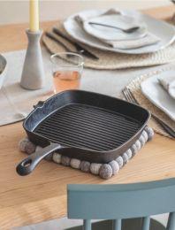 Garden Trading Coalbrook Griddle Pan