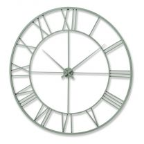 Outdoor Metal Clock