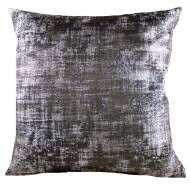 Hollywood Graphite Cushion - 43cm Square