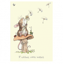 Anita Jeram 'If Wishes Were Kisses' Greeting Card
