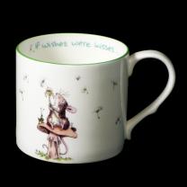 Anita Jeram 'If Wishes were Kisses' china mug