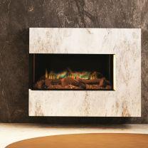 iLektro 950 Landscape electric fire - 4 config