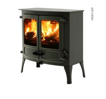 Charnwood Island 3B Boiler Stove with high legs