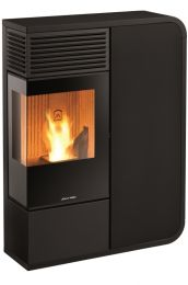 I-Dea Angolo L Shaped 11kw Pellet Stove - air