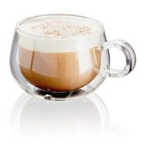 Judge Cappucino Double walled insulated cup - Set of 2