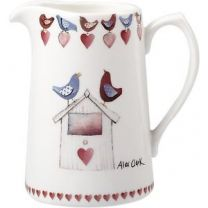 Love Birds 1.5 Pint Jug