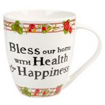 Julie Dodsworth Health and Happiness Mug