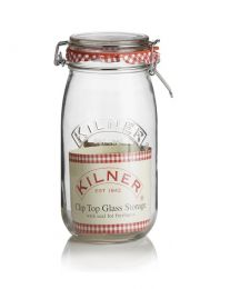 Kilner Clip Top Preserving Jar 1.5L