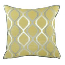Fawsley Knoll Ochre Cushion