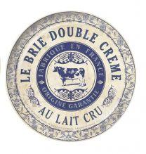 """Le Brie 12"""" Serving Plate"""