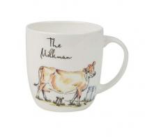 Country Pursuits The Milkman Mug (Olive Shaped Mug)