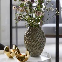 Morso River Olive Vase