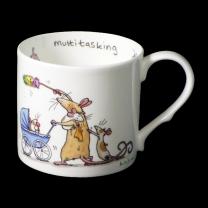 Anita Jeram 'Multi-Tasking' Mug